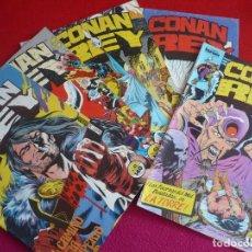 Cómics: CONAN REY NºS 41, 42, 43, 44 Y 45 ( KRAAR ) ¡BUEN ESTADO! FORUM MARVEL . Lote 121883627
