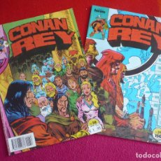 Cómics: CONAN REY NºS 58 Y 59 ( KRAAR DOCHERTY ) ¡BUEN ESTADO! FORUM MARVEL . Lote 121884211