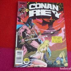 Cómics: CONAN REY Nº 65 ( JAMES OWSLEY ISHERWOOD ) ¡BUEN ESTADO! FORUM MARVEL . Lote 121884879