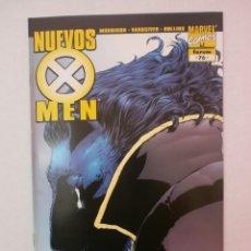 Cómics: NUEVOS X MEN Nº 76, POR MORRISON Y VAN SCIVER. Lote 121903051