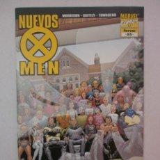 Cómics: NUEVOS X MEN Nº 85, POR MORRISON Y QUITELY. Lote 121905411