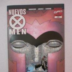 Cómics: NUEVOS X MEN Nº 91, POR MORRISON Y JIMENEZ. Lote 121906155