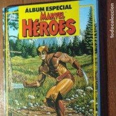 Cómics: COLECCION MARVEL HEROES VOL1 DE FORUM RETAPADO CON 2 EXTRAS. Lote 121907019