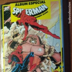 Cómics: SPIDERMAN VOL1 DE FORUM RETAPADO CON 3 EXTRAS. Lote 121911339