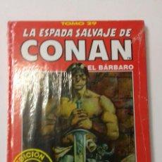 Cómics: LA ESPADA SALVAJE DE CONAN TOMO ROJO 29 EDICIÓN COLECCIONISTAS DE FORUM. Lote 121917743