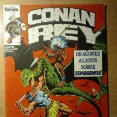 Cómics: CONAN REY 3 VOLUMEN 1. Lote 121930643