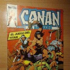 Cómics: CONAN EL BARBARO 46 VOLUMEN 1 FORUM. Lote 121931547