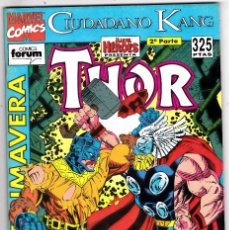 Cómics: CAPITÁN AMÉRICA - THOR EXTRA PRIMAVERA 1992 - EN BUSCA DE KORVAC. Lote 121940507
