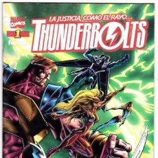 Cómics: THUNDERBOLTS Nº 1 1998. Lote 121941163