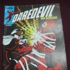 Cómics: DADEDEVIL. DAN DEFENSOR. Nº 30 FORUM. 1985.. Lote 121967131