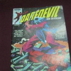 Cómics: DADEDEVIL. DAN DEFENSOR. Nº 27 FORUM. 1985.. Lote 121967227