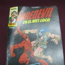 Cómics: DADEDEVIL. DAN DEFENSOR. Nº 29. FORUM. 1985.. Lote 121967847
