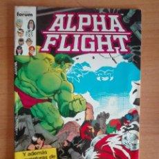 Cómics: ALPHA FLIGHT 28 VOLUMEN 1 (1987). Lote 121977799
