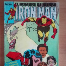 Cómics: IRON MAN 33.VOLUMEN 1.FORUM (1987). Lote 121978199