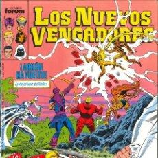 Cómics: LOS NUEVOS VENGADORES VOLUMEN 1 NÚMERO 30 CÓMICS FÓRUM MARVEL. Lote 122008179