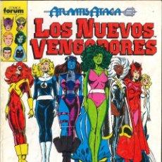 Cómics: LOS NUEVOS VENGADORES VOLUMEN 1 NÚMERO 36 CÓMICS FÓRUM MARVEL. Lote 122008455