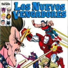 Cómics: LOS NUEVOS VENGADORES VOLUMEN 1 NÚMERO 38 CÓMICS FÓRUM MARVEL. Lote 122008555