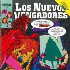 Cómics: LOS NUEVOS VENGADORES VOLUMEN 1 NÚMERO 42 CÓMICS FÓRUM MARVEL. Lote 122008743