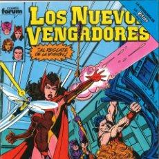 Cómics: LOS NUEVOS VENGADORES VOLUMEN 1 NÚMERO 43 CÓMICS FÓRUM MARVEL. Lote 122008811