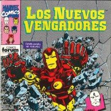 Cómics: LOS NUEVOS VENGADORES VOLUMEN 1 NÚMERO 51 CÓMICS FÓRUM MARVEL. Lote 122008891