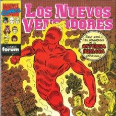 Cómics: LOS NUEVOS VENGADORES VOLUMEN 1 NÚMERO 50 CÓMICS FÓRUM MARVEL. Lote 122008999