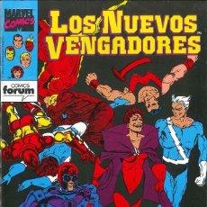 Cómics: LOS NUEVOS VENGADORES VOLUMEN 1 NÚMERO 54 CÓMICS FÓRUM MARVEL. Lote 122009099