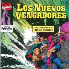 Cómics: LOS NUEVOS VENGADORES VOLUMEN 1 NÚMERO 56 CÓMICS FÓRUM MARVEL. Lote 122009191