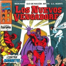 Cómics: LOS NUEVOS VENGADORES VOLUMEN 1 NÚMERO 57 CÓMICS FÓRUM MARVEL. Lote 122009235