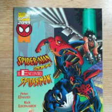 Cómics: SPIDERMAN 2099 SPIDERMAN EL ENCUENTRO. Lote 122095375