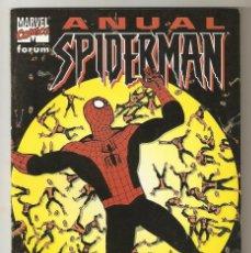 Cómics: SPIDERMAN ANUAL 2001 - FORUM - EXCELENTE. Lote 122103491