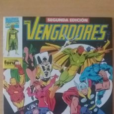 Cómics: LOS VENGADORES VOL 1 (SEGUNDA EDICIÖN) Nº 1 FORUM 1991. PERFECTO ESTADO. Lote 122248855