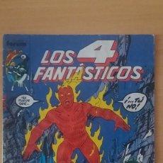 Cómics: LOS 4 FANTÁSTICOS VOL. 1 Nº 62. FORUM. JOHN BYRNE.. Lote 122251427