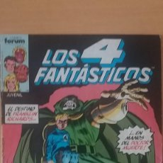 Cómics: LOS 4 FANTÁSTICOS VOL. 1 Nº 77. FORUM.. Lote 122251591