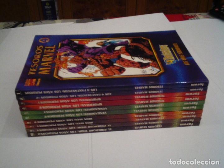 TESOROS MARVEL - LOS AÑOS PERDIDOS - FORUM - NUEVOS - 10 TOMOS - GORBAUD (Tebeos y Comics - Forum - Prestiges y Tomos)