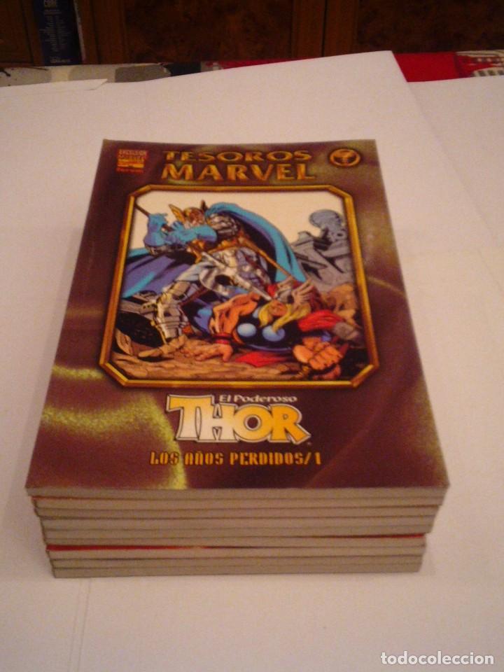 Cómics: TESOROS MARVEL - LOS AÑOS PERDIDOS - FORUM - NUEVOS - 10 TOMOS - GORBAUD - Foto 13 - 122294815