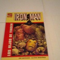 Cómics: IRON MAN - LOS HIJOS DE YINSEN - FORUM - TOMO - MUY BUEN ESTADO - GORBAUD - CJ 97. Lote 122306691