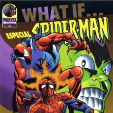 Cómics: WHAT IF.....ESPECIAL SPIDERMAN . Lote 122371795