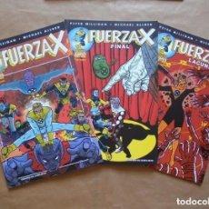 Cómics: FUERZA-X COMPLETA 3 TOMOS - FORUM - COMO NUEVOS - OFI15. Lote 122534755