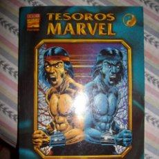 Cómics: TOMO TESOROS MARVEL ESPECIAL BLANCO Y NEGRO SHANG CHI MASTER OF KUNG FU. Lote 122598675
