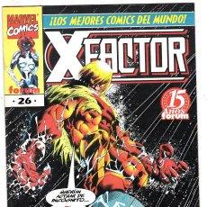 Cómics: COMICS FORUM: X FACTOR VOLUMEN 2 NUMERO 26. Lote 122603107