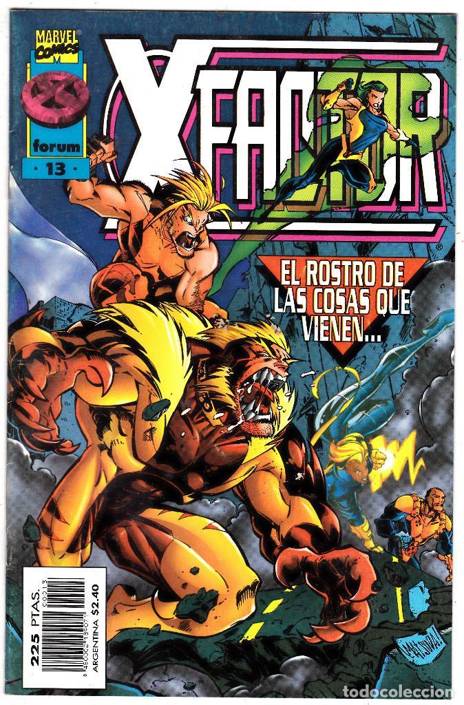 COMICS FORUM: X FACTOR VOLUMEN 2 NUMERO 13 (Tebeos y Comics - Forum - Factor X)