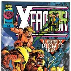 Cómics: COMICS FORUM: X FACTOR VOLUMEN 2 NUMERO 13. Lote 122603275