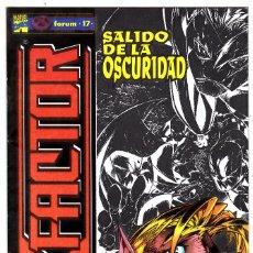 Cómics: COMICS FORUM: X FACTOR VOLUMEN 2 NUMERO 17. Lote 122603455
