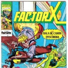 Cómics: COMICS FORUM: FACTOR X NUMERO 61 VOLUMEN 1. Lote 122608411