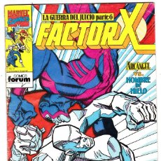 Cómics: COMICS FORUM: FACTOR X NUMERO 42 VOLUMEN 1. Lote 122634667