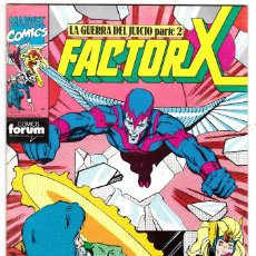Fumetti: COMICS FORUM: FACTOR X NUMERO 38 VOLUMEN 1. Lote 122635327