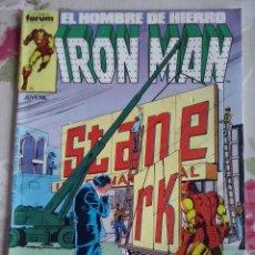 Cómics: FORUM - IRON MAN VOL.1 NUM. 25. Lote 122653767