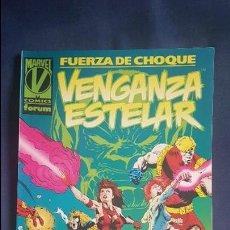 Cómics: FUERZA DE CHOQUE: VENGANZA ESTELAR - TOMO - FORUM. Lote 122698095