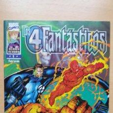 Cómics: LOS 4 FANTÁSTICOS. HEROES REBORN. LOTE Nº 1 2 3 5 7 8 . FORUM. MUY BUEN ESTADO.. Lote 122752447