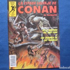 Fumetti: LA ESPADA SALVAJE DE CONAN EL BÁRBARO N.º 26 PRIMERA EDICIÓN - SERIE ORO PLANETA 1984. Lote 122754923
